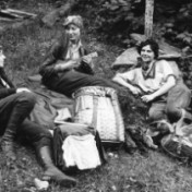 "1st Women ""Though"" Hikers of Long Trail"